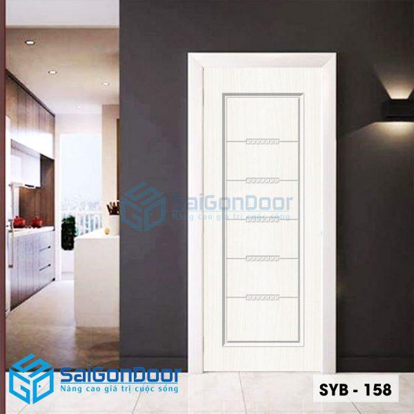 cua nhua sung yu SYB 158