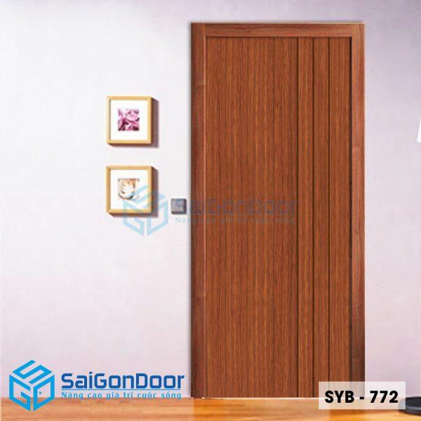 cua nhua sung yu SYB 772