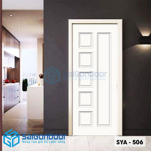 cua nhua sungyu mau cu SYA 506
