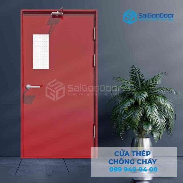 Cua thep chong chay P1G1 do.jpg SGD TCC