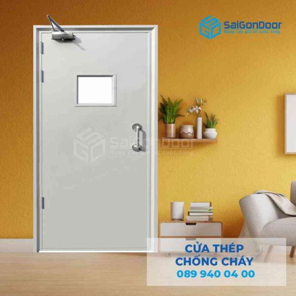 Cua thep chong chay P1G1 tay co thuy luc.jpg SGD TCC